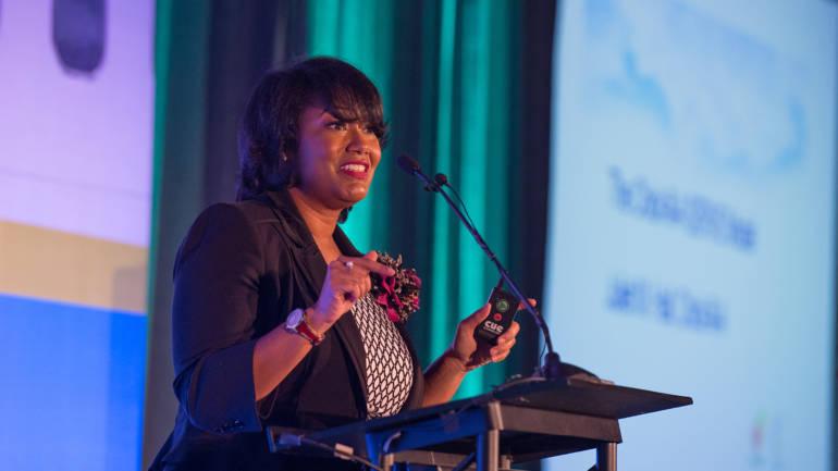Juliet Hall Speaker