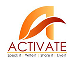 activate world wide logo