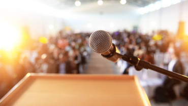 Do You Dream of Being a Speaker?