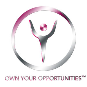 Juliet Hall OYO Logo Own Your Opportunities